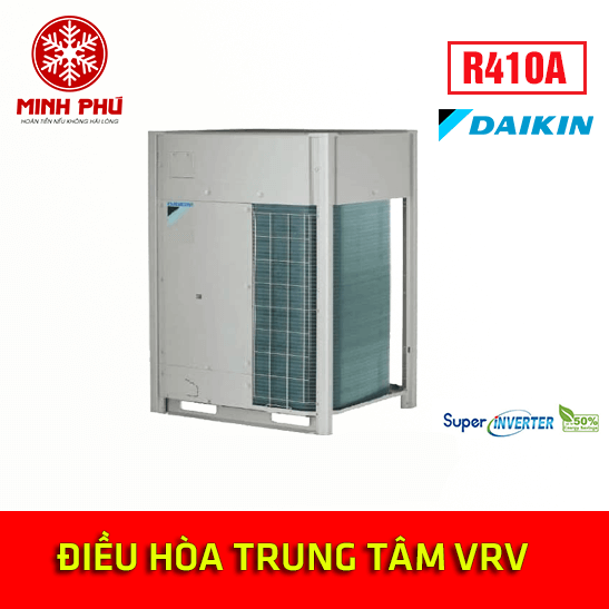 Điều hòa trung tâm Daikin VRV H RXYQ16AYM 16HP 2 chiều Inverter