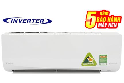 Điều hòa Daikin 1 chiều inverter FTKQ60SVMV- 22000BTU