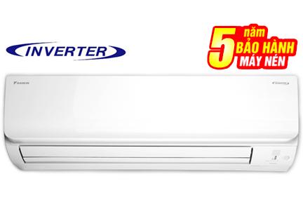 Điều hòa Daikin 2 chiều inverter FTHF50RVMV- 18000BTU