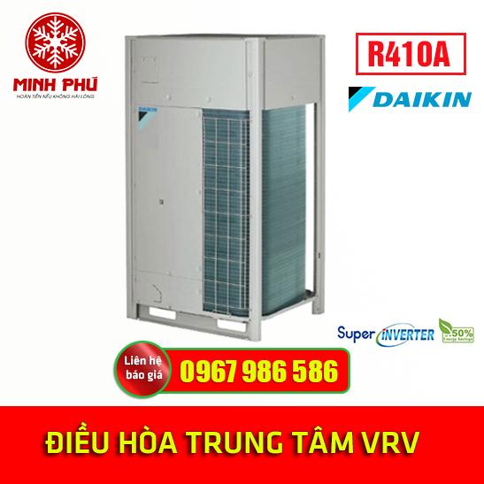 Điều hòa trung tâm Daikin VRV A RXQ16AYM 16HP 1 chiều Inverter