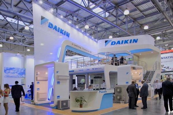Đại lý điều hoà Daikin phân phối sản phẩm chính hãng
