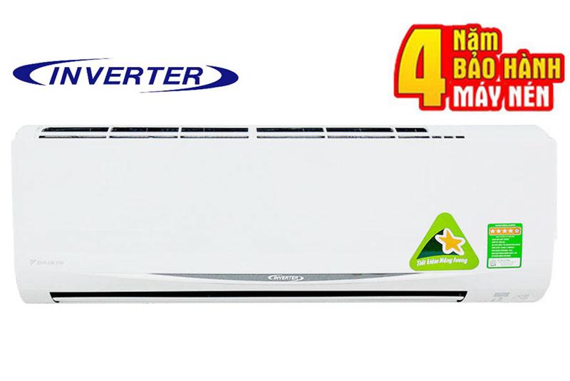 Điều hòa 1 chiều Inverter Daikin FTKC35RVMV/RKC35RVMV-12.000BTU