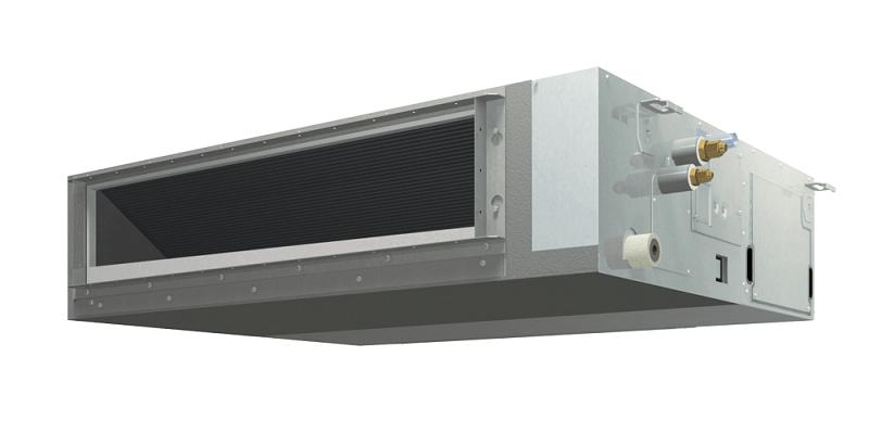 Dàn lạnh âm trần nối ống gió điều hòa trung tâm Daikin FXMQ250MVE9 95.500BTU (Loại hồi sau)
