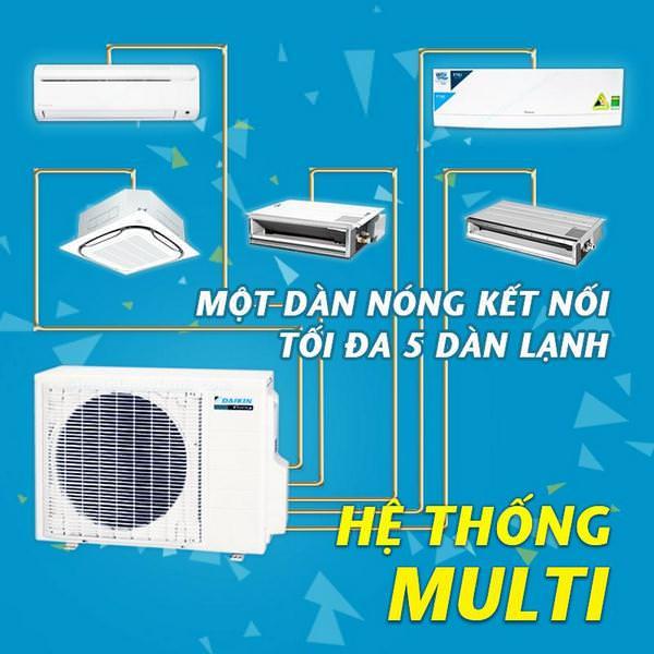 Điều hòa Minh Phú - đại lý cung cấp điều hòa Daikin chính hãng giá rẻ