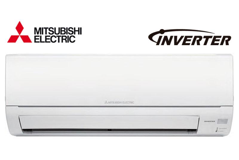 Điều hòa 2 chiều Inverter Mitsubishi Electric MSZ-HL25VA 9000BTU