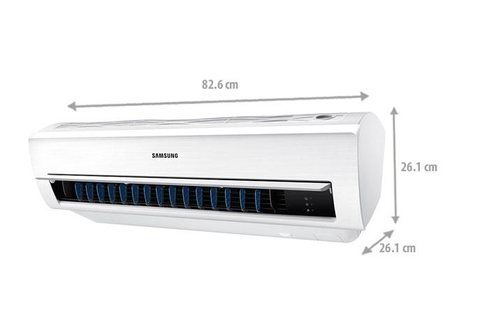Điều hòa 2 chiều Inverter Samsung AR12KSSNJWKNSV - 12.000BTU